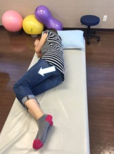 筋膜リリース1
