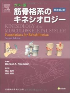 筋骨格系のキネシオロジー